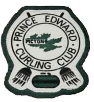 Prince Edward Curling Club logo